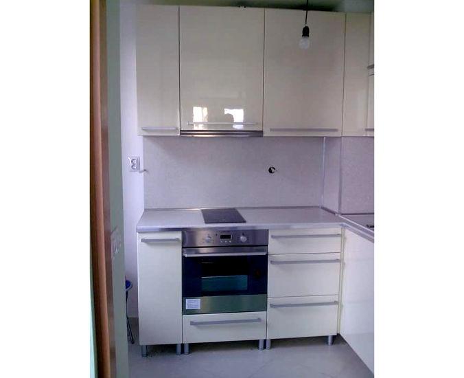 Кухненско обзавеждане - Памук и гланц крем
