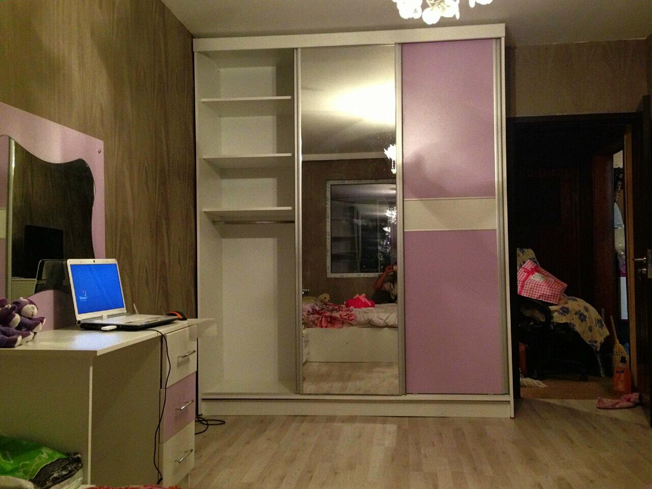 Спално Обзавеждане - Бяло и розово