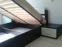 Спално обзавеждане - венге и алабастър