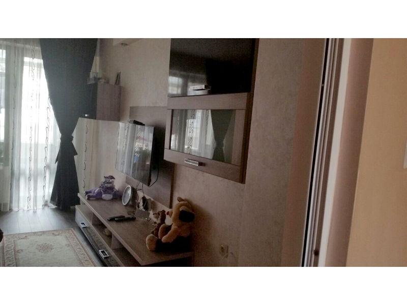 Спално обзавеждане - Дъб бардолино с черен гланц