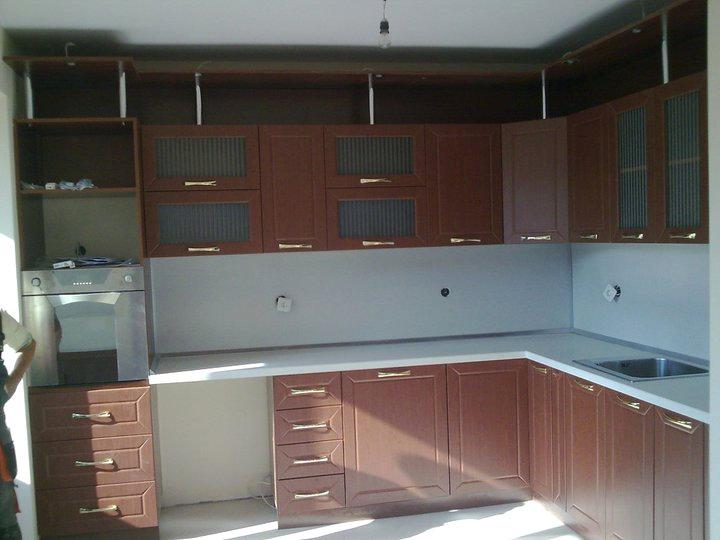 Кухненско обзавеждане - Орех